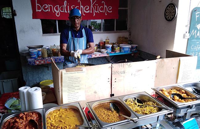 Flohmarkt Küche